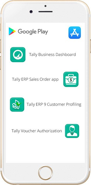 Tally mobile apps