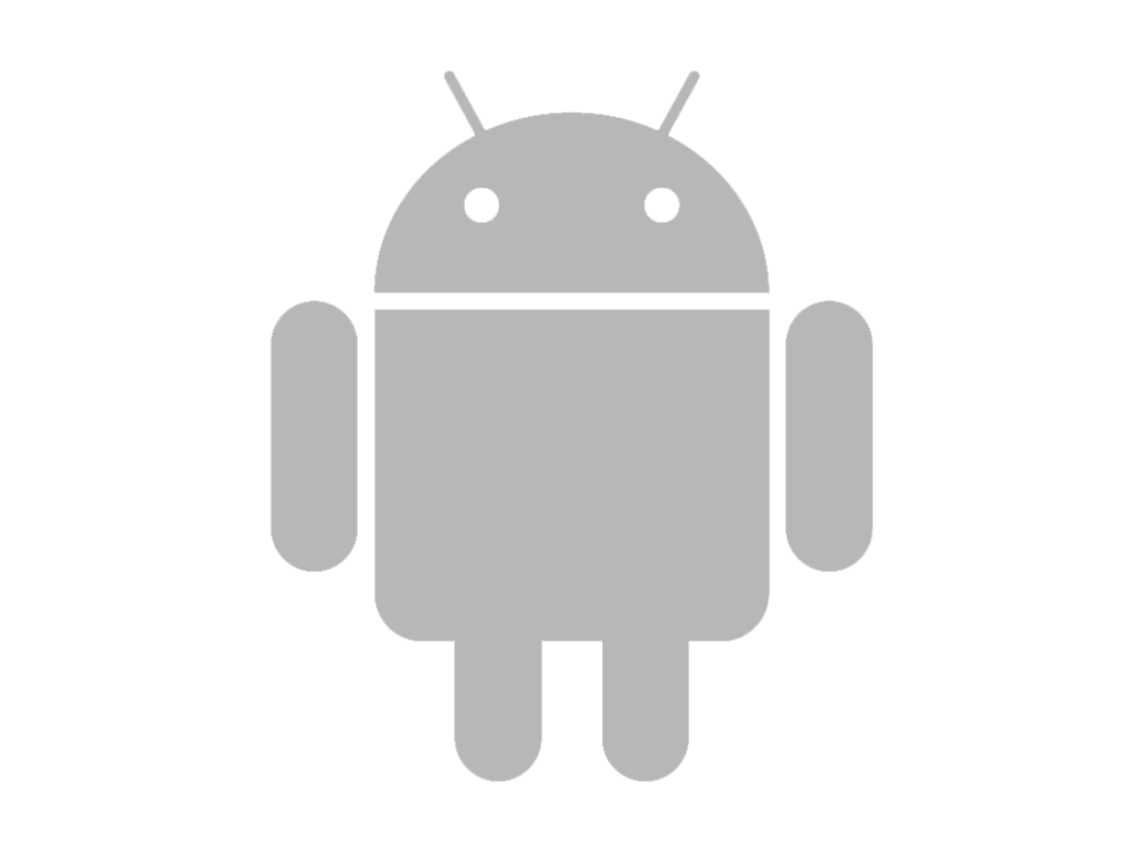 android-logo-grey