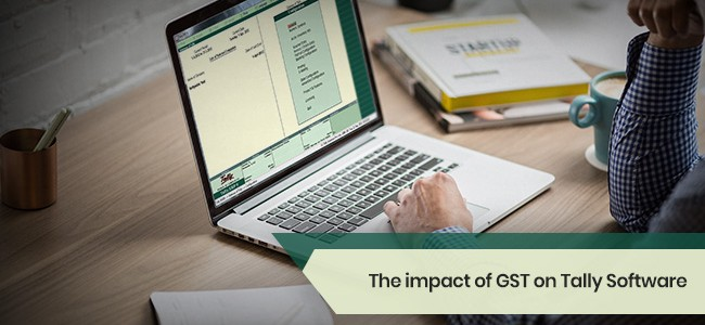 The impact of GST on Tally Software