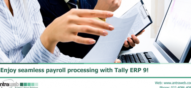 How to Manage Payroll in Tally?