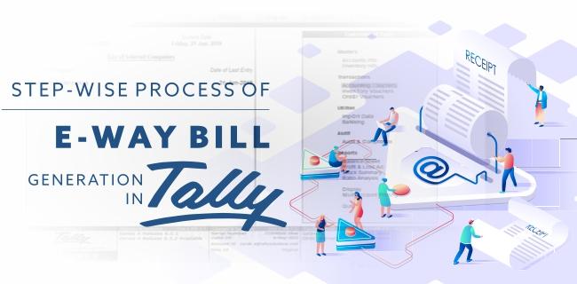 e-way bill in tally