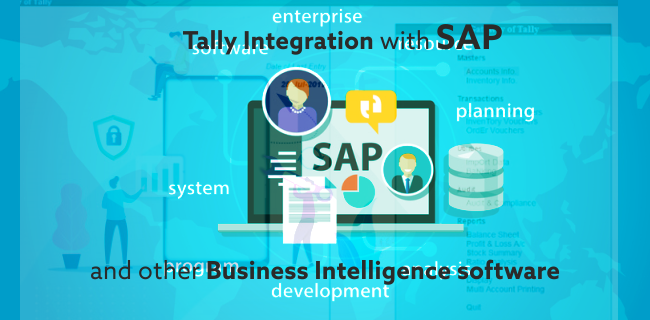 Tally integration with SAP and other Business Intelligence software