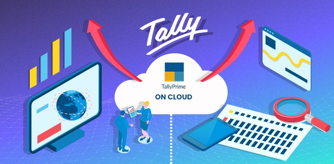 TallyPrime on cloud and its usefulness
